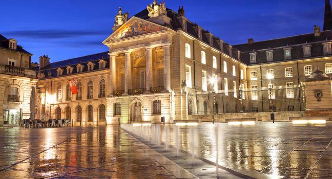 Cidade de Dijon, ne mais na França, recebeu a 7ª Eurosense