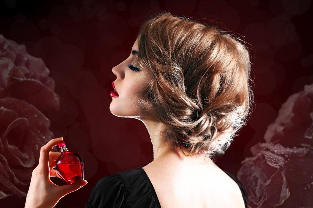 Já pensou no perfume da sua marca?
